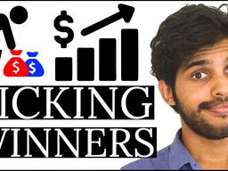 How I Pick My Stocks?
