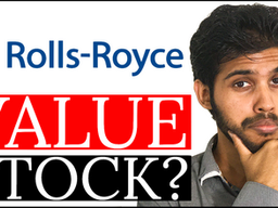 Rolls-Royce Stock Analysis