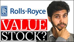 Rolls-Royce Stock Analysis