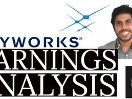 Skyworks Solutions 1Q21 Earnings Analysis