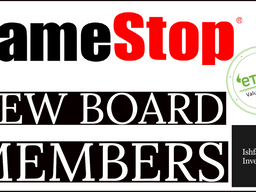 GameStop New Board Members