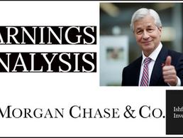 JPMorgan Chase 3Q20 Earnings Analysis