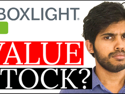 Boxlight Stock Analysis
