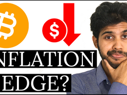 Is Bitcoin the New Gold - Best Inflation Hedge