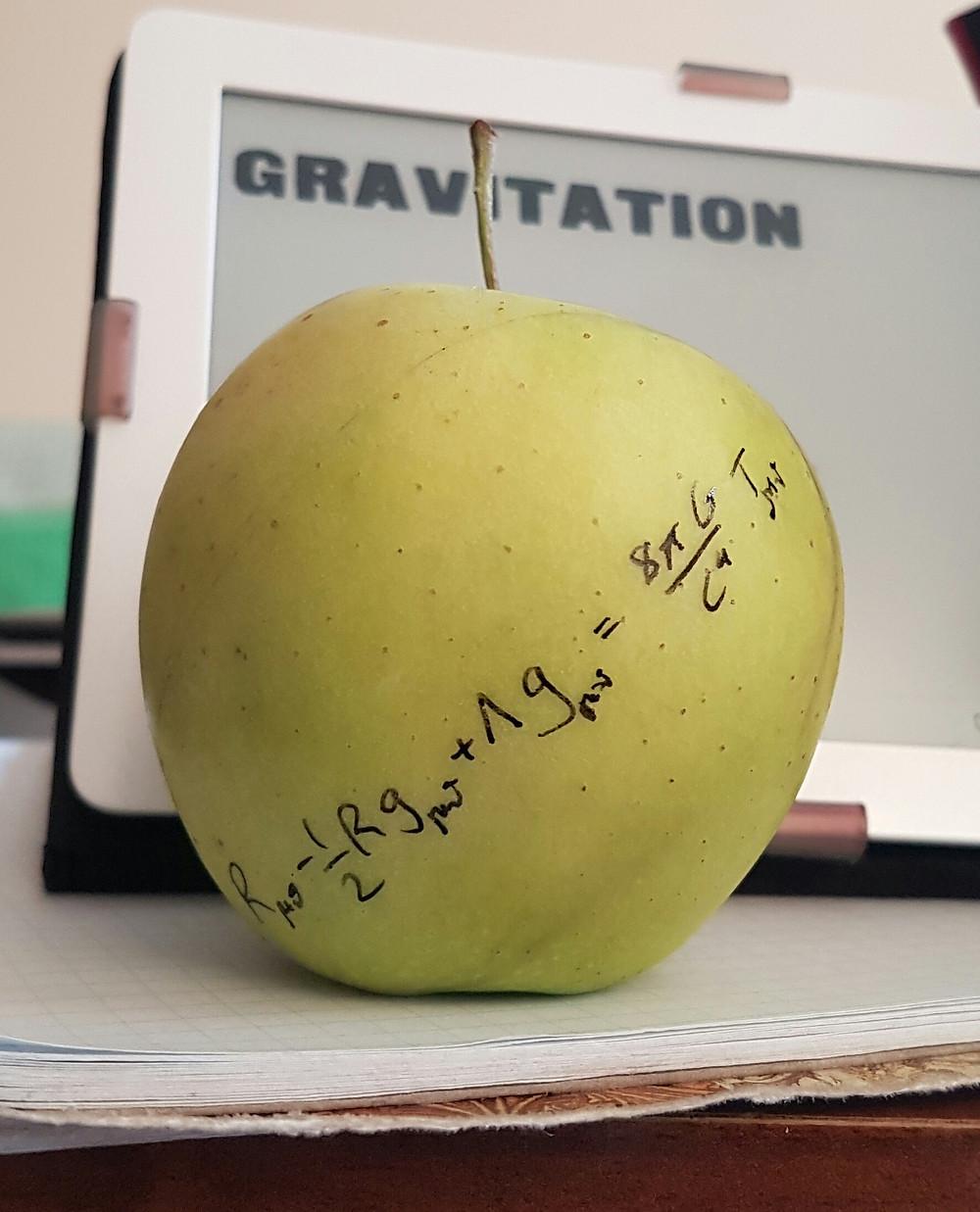 Einstein's field equations