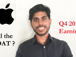 Analysis of Apple Q4 2018 Earnings
