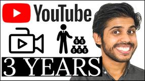 3 Years on YouTube
