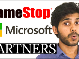 GameStop Microsoft Partnership