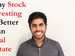 Investing For Beginners: 5 Reasons to Invest in Stocks