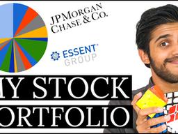 My Stock Portfolio - October 2021