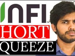 UNFI Short Squeeze