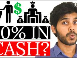 How Much Cash do I have in My Portfolio?