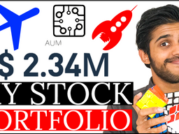 My Stock Portfolio - June 2021
