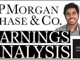 JPMorgan Chase 3Q21 Earnings Analysis