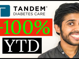 100% GAIN this year: TANDEM DIABETES CARE STOCK ANALYSIS 🚀