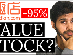 Qudian Stock Intrinsic Value