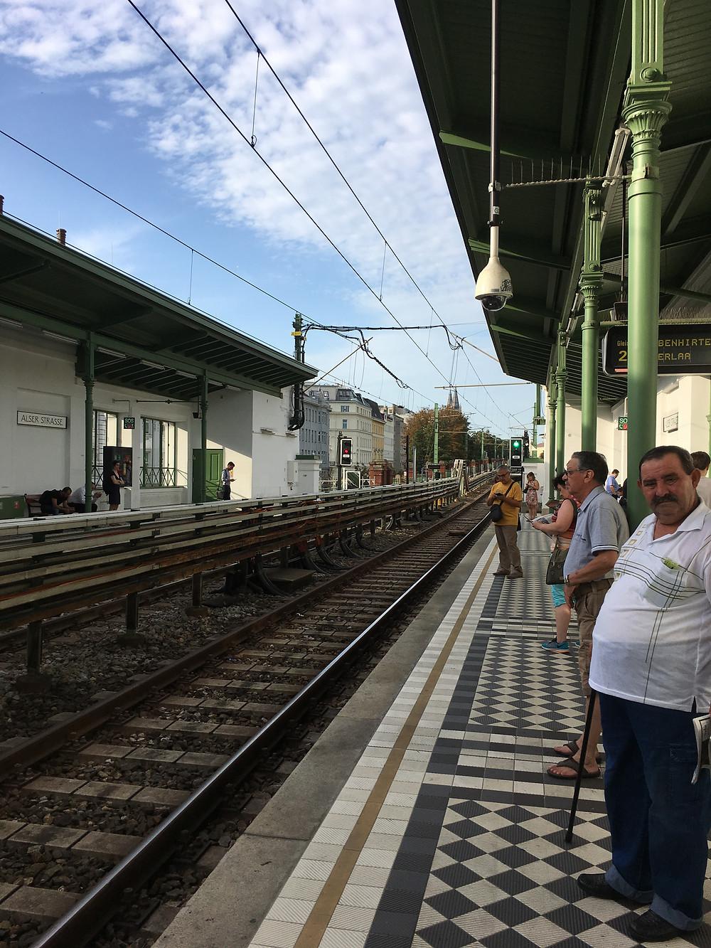 Alser Strasse Vienna