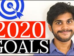 My 2020 GOALS 🎯