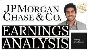 JPMorgan Chase 2Q21 Earnings Analysis
