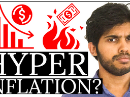 We won't see HYPERINFLATION in AMERICA