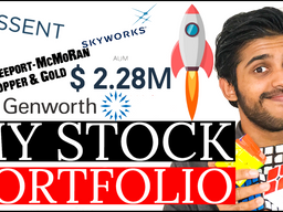 My Stock Portfolio - May 2021