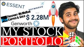 My Stock Portfolio - May 2021