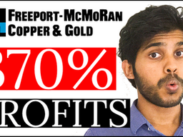 Take Profits on FreePort-McMoran Stocks?