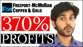 Take Profits on FreePort-McMoran Stocks?