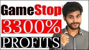 I Bought GameStop at $3 and Sold at $420.69