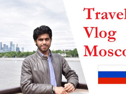 My Last Days in Russia | Travel Vlog Moscow