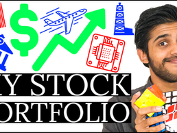 My Stock Portfolio - November 2020