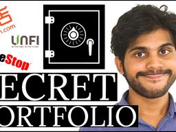 My Secret Stock Portfolio