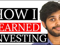 How to Learn about Investing