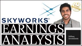 Skyworks Solutions 2Q21 Earnings Analysis