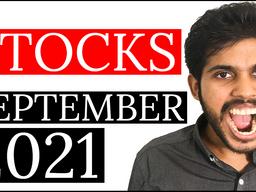 3 STOCKS I'm BUYING in SEPTEMBER 2021