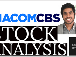 ViacomCBS Stock Analysis