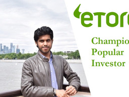 Champion Popular Investor on eToro