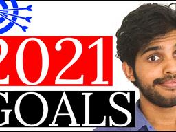 My 2021 Goals