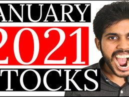 3 STOCKS I'm BUYING in JANUARY 2021