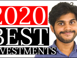 My Top 5 Best Investments of 2020