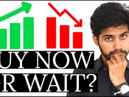 Buy Stocks Now or Wait?