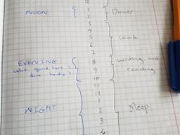 Sleep crisis