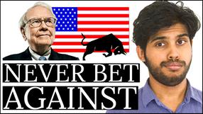 Never Bet Against America