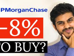 Time to BUY JPMORGAN CHASE Stocks? 🏦