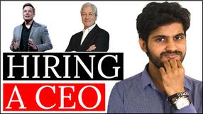 Investing in Management