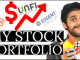 My Stock Portfolio - March 2021