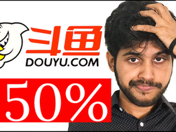 DouYu Stock Down 50%