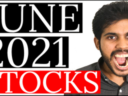 3 STOCKS I'm BUYING in JUNE 2021