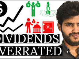 I was WRONG about DIVIDENDS
