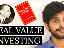 Most important VALUE INVESTING Lesson from THE INTELLIGENT INVESTOR of BENJAMIN GRAHAM 📚